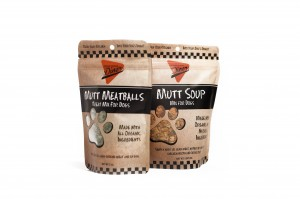 Mutt Soup and Mutt Meatballs